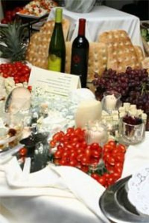 Pegasus Restaurant Incorporated: Just a hint of the great things offered for our weddings and other parties.