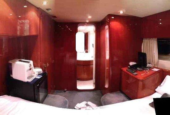 Sixlove Yacht Hotel: Zimmer