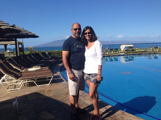 Sheraton Maui Resort & Spa: Last hours in paradise