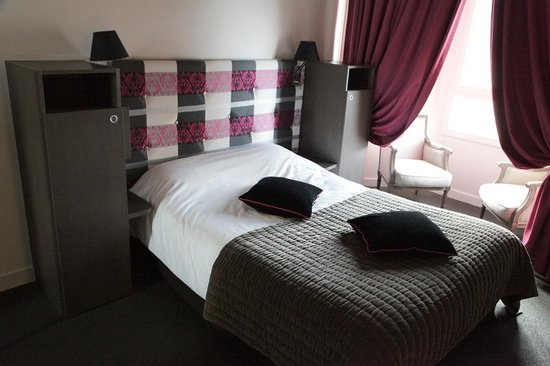 Hotel des Bains: Chambre 203