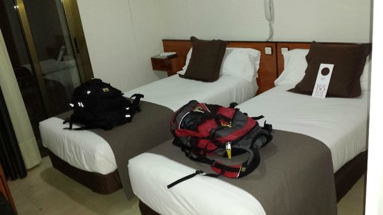 Hotel Condal: double bed room
