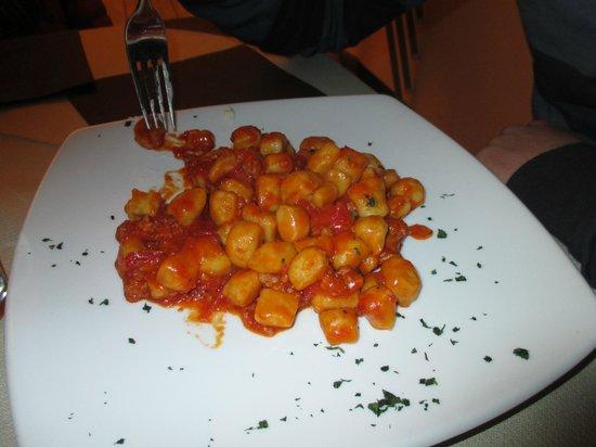 Ristorante Pizzeria K2: gnocchi