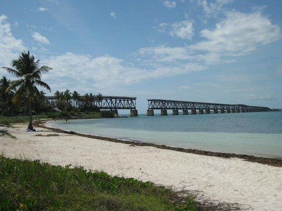 Bahia Honda State Park and Beach: spiaggia