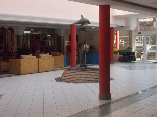 Dunas Mirador Maspalomas: Hotel lobby/reception