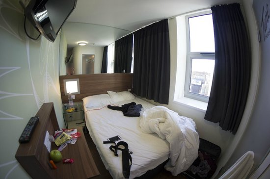 Point A Hotel, London Westminster : Hotellrumet