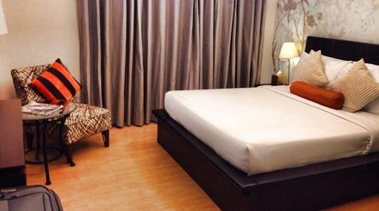 Hampstead Boutique Hotel Boracay: bedroom