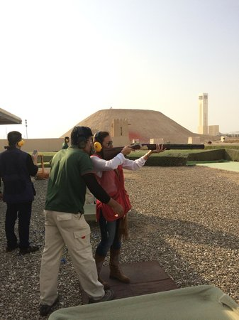 Jebel Ali Shooting Club: 3