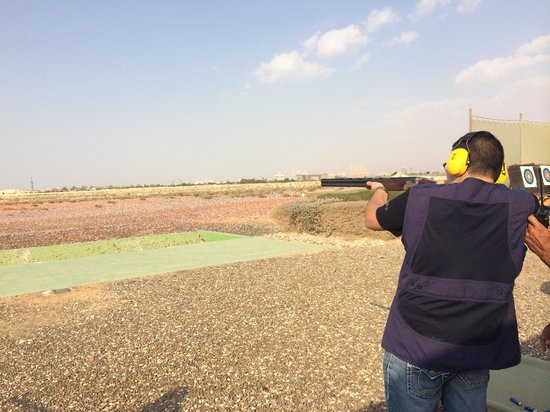 Jebel Ali Shooting Club: shooting club