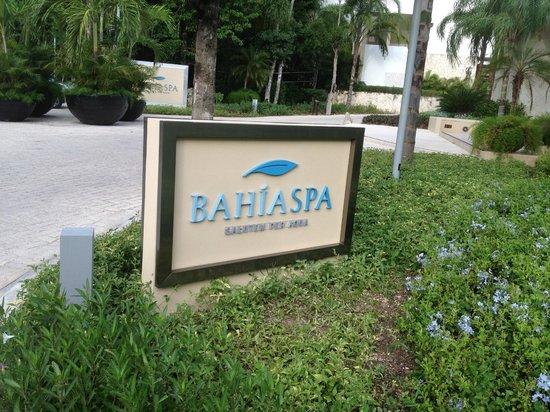 Luxury Bahia Principe Sian Ka'an: Spa