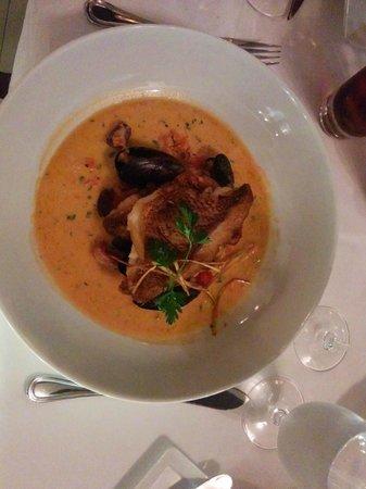 Les Cepages Restaurant: Soup