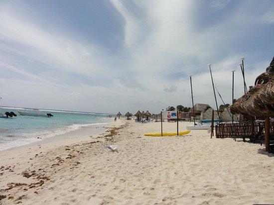 Luxury Bahia Principe Sian Ka'an: playa