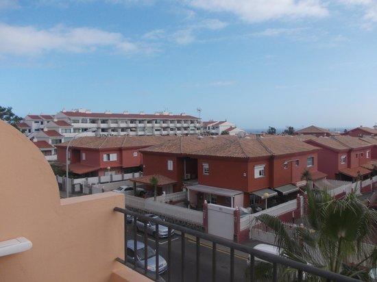 Dunas Mirador Maspalomas: View from balcony