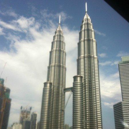 Hotel Maya Kuala Lumpur : View from the room