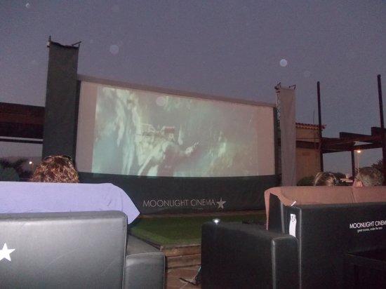 Moonlight Cinema: Film under the stars