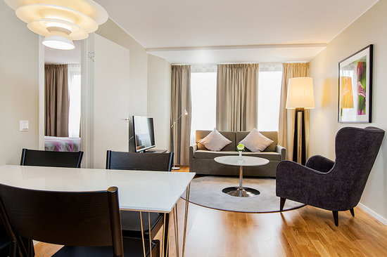 Elite Palace Hotel Stockholm: Studios