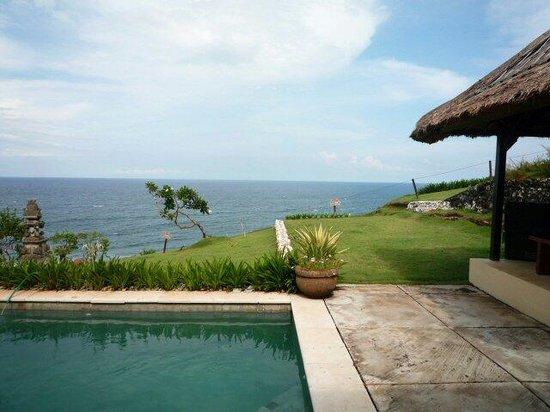 Uluwatu Surf Villas: View from villa 2
