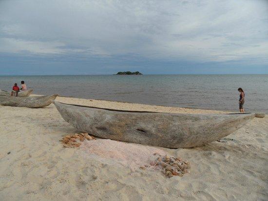 Kande Beach Resort : Sauberer, schöner Strand