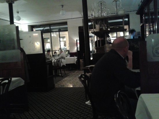 Royal Madeleine : sala interna