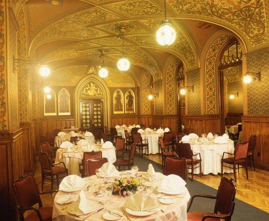 Anniversary Dinner Karpatia Restaurant Brasserie Budapest