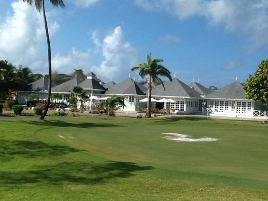 Lowlands, Tobago: The Clubhouse