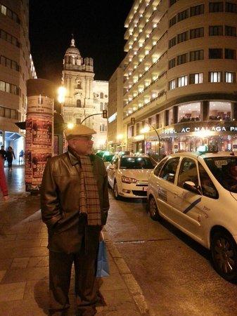 AC Hotel Malaga Palacio: Hotel y su entorno
