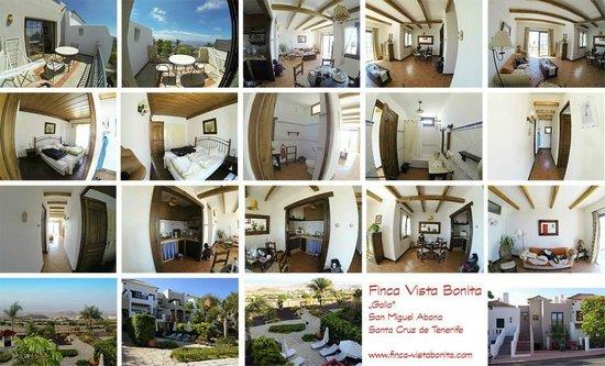 "Finca Vista Bonita: inside appartment ""gallo"""