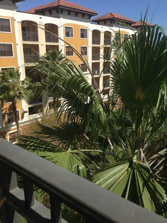 Floridays Resort Orlando: view from balcony #2