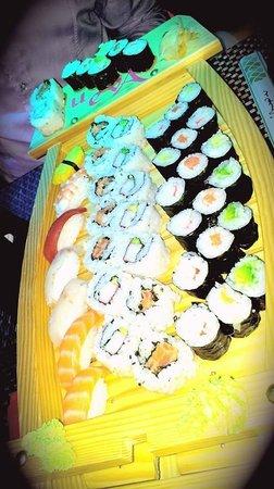 Sushi Cueva : buono!