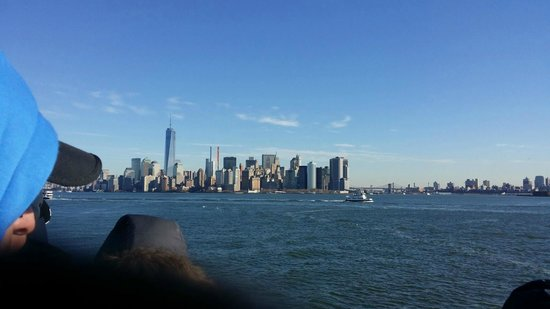 Manhattan Skyline : Skyline