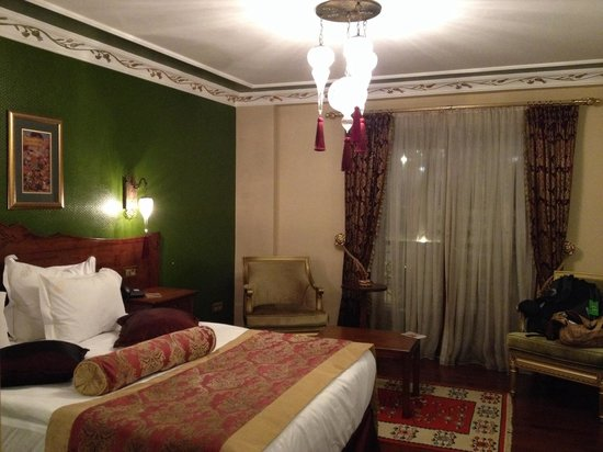 Rose Garden Suites Istanbul: Camera superior