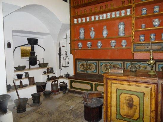 Franciscan Monastery : Old Pharmacy