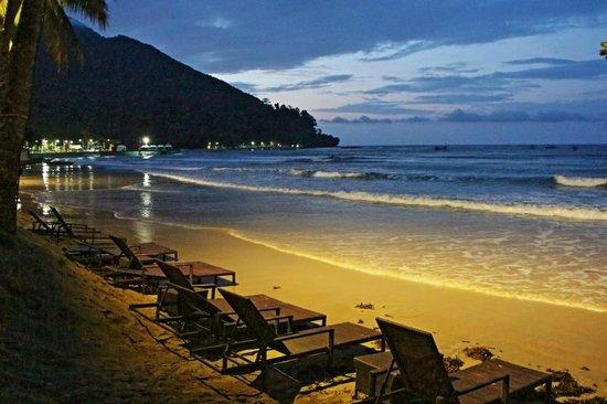 Sheridan Beach Resort and Spa: Hotelstrand