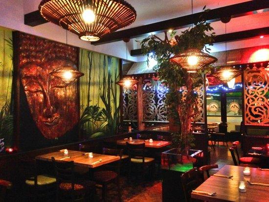 Leelawadee Thai Restaurant Tapas Bar Southampton