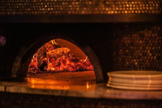 7 Pizzeria Enoteca: Woodburning Pizza Oven