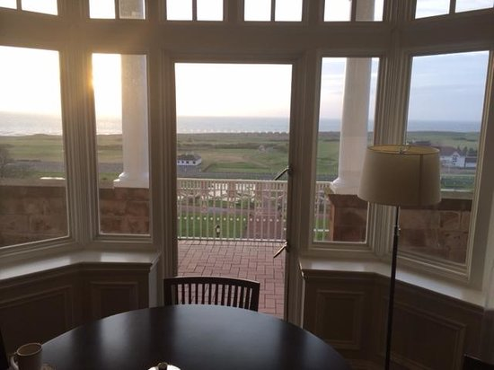 Trump Turnberry, A Luxury Collection Resort, Scotland: Norman Room view