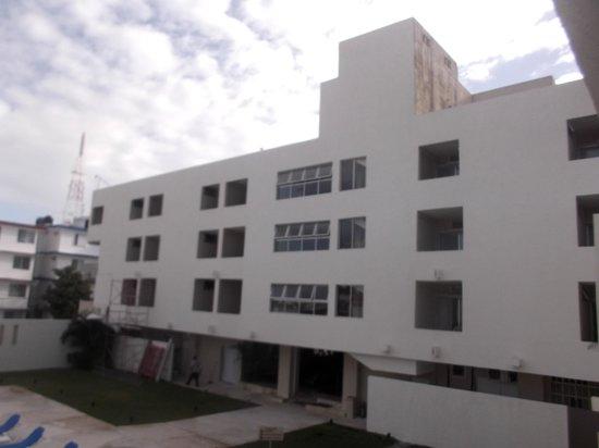 Hotel Bonampak: Photo du 19/02/2014.