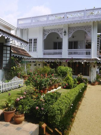 Delight - Fort Kochi: Delight guest house