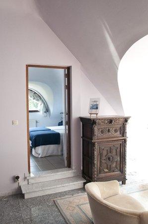 Côté Jardin Bed & Breakfast : Chambre twin