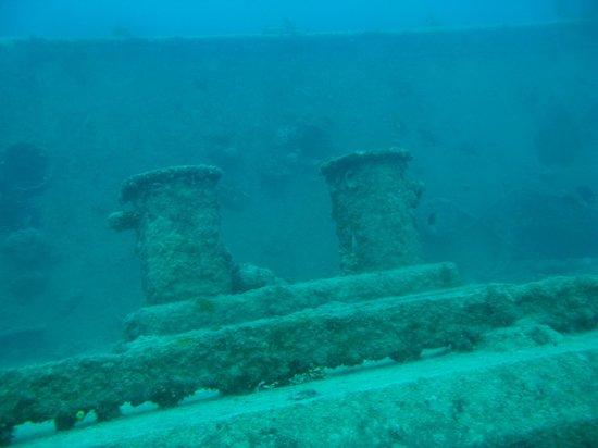 Micronesian Divers Association: wreck