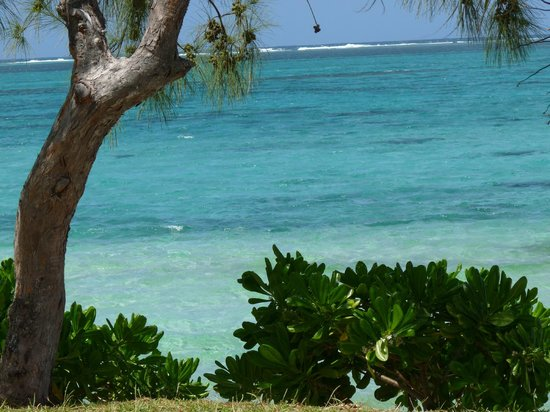 Astroea Beach Hotel: le lagon