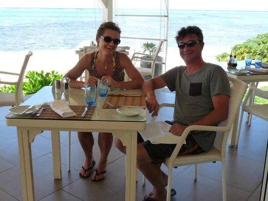 Astroea Beach Hotel: nous