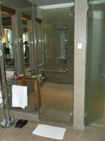The Samaya Bali Seminyak : Villa shower
