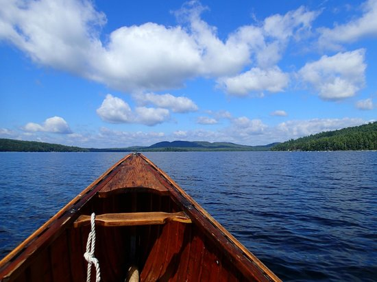 Grand Lake Stream, ME: Grand Lake Canoe, West Grand Lake