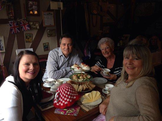 19 Fourteas Tearoom Havant: Birthday high tea