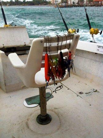 GoFish Belize: bait!
