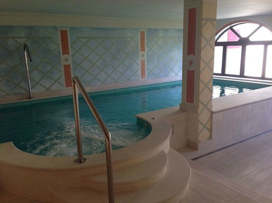 Agriturismo Ca' Tessera: piscina maravilhosa!!!
