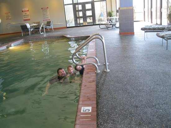 Prescott Resort & Conference Center: The indoor pool.