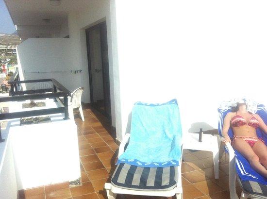 Aparthotel Udalla Park: Room 227