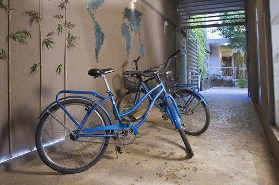 Soho Point : Bikes