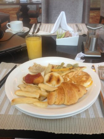 New Century Grand Hotel Huai'an: Western options for breakfast